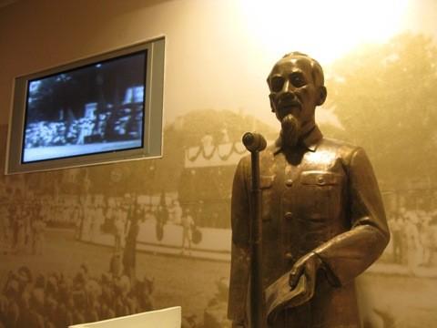 Место, где хранятся исторические экспонаты Августовской революции 1945 года - ảnh 3