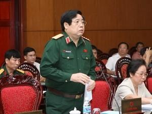 Обсуждение законопроекта о воспитании обороны и безопасности - ảnh 1