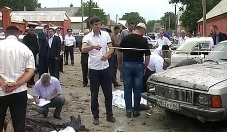 Россия назвала имя преступника, совершившего теракт в Ингушетии - ảnh 1
