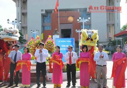 Мероприятия, посвящённые 124-летию со Дня рождения президента Тон Дык Тханга - ảnh 1