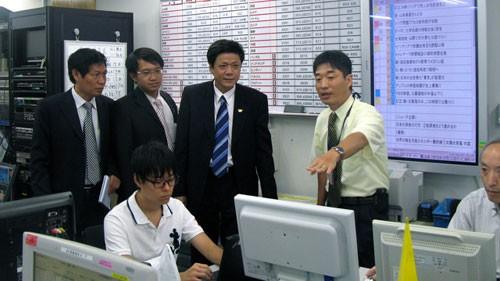 Делегация радио «Голос Вьетнама» посетила корпорацию NHK - ảnh 1