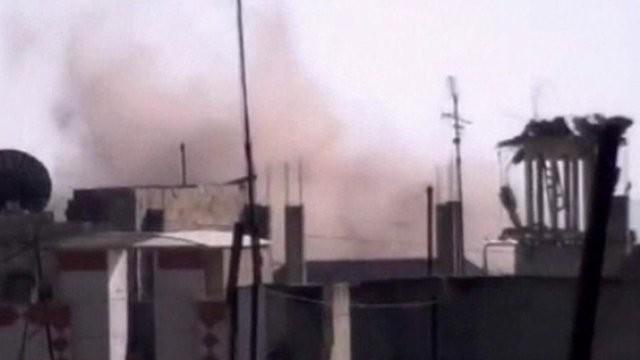 Ожесточенные бои вновь вспыхнули в Дамаске - ảnh 1