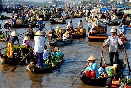 Тур по дельте реки Меконг - ảnh 2