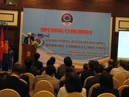 Открылась 33-я конференция Ассоциации морских портов стран АСЕАН - ảnh 1