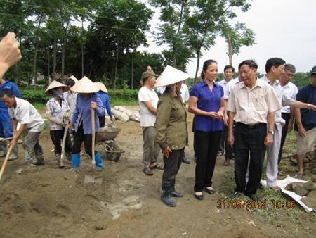 Строительство новой деревни в революционной общине - ảnh 4