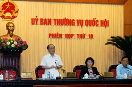 Коммюнике по итогам 10-го заседания Постоянного комитета Вьетнамского парламента - ảnh 1