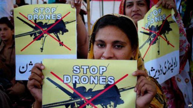 Пакистан старается прекратить авиаудары США по территории страны - ảnh 1