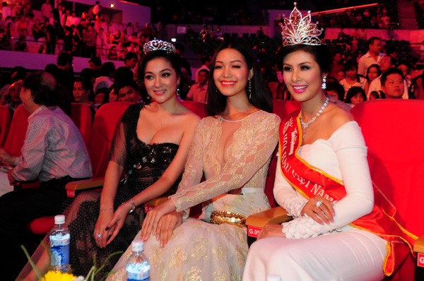 Финал конкурса «Мисс Вьетнам 2012» - ảnh 1
