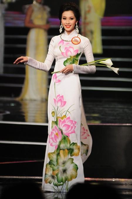 Финал конкурса «Мисс Вьетнам 2012» - ảnh 3