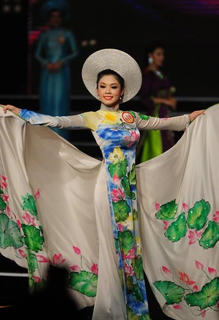 Финал конкурса «Мисс Вьетнам 2012» - ảnh 4