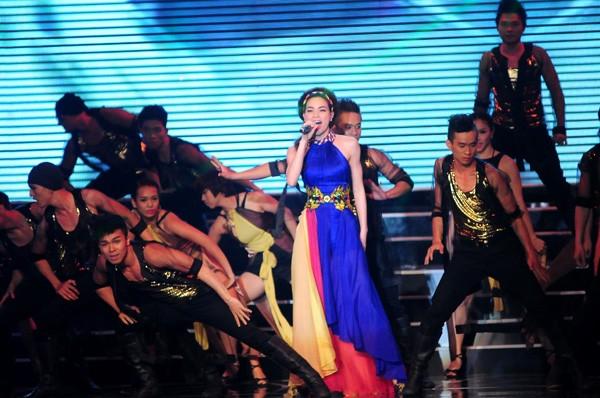 Финал конкурса «Мисс Вьетнам 2012» - ảnh 5