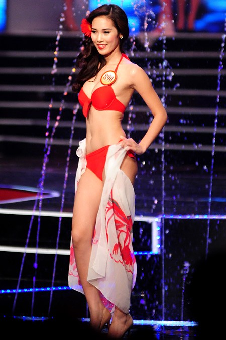 Финал конкурса «Мисс Вьетнам 2012» - ảnh 7