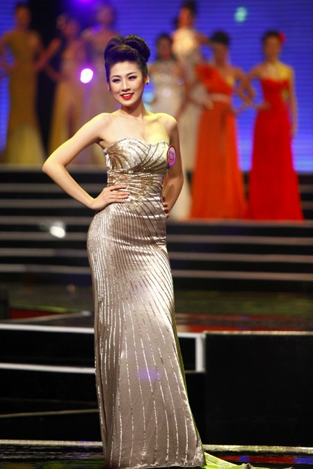 Финал конкурса «Мисс Вьетнам 2012» - ảnh 8