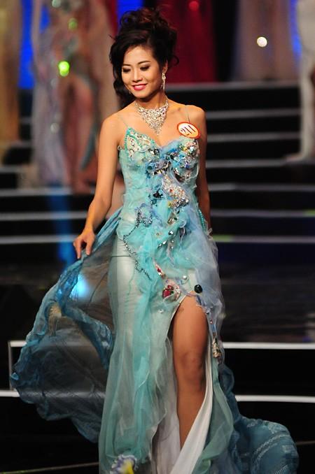 Финал конкурса «Мисс Вьетнам 2012» - ảnh 10