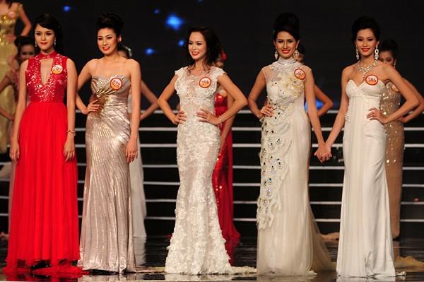 Финал конкурса «Мисс Вьетнам 2012» - ảnh 12