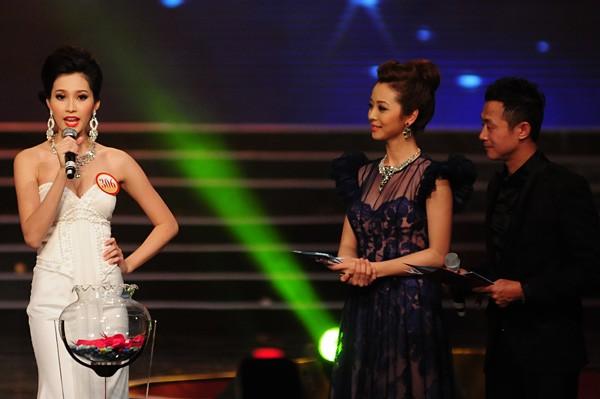Финал конкурса «Мисс Вьетнам 2012» - ảnh 13