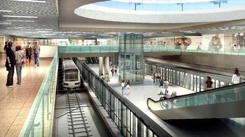 В городе Хошимине стартовало строительство линии метрополитена №1 Бентхань... - ảnh 1