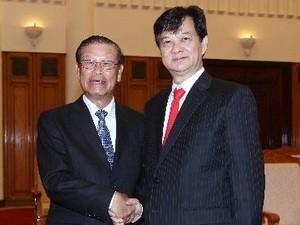 Активизация отношений сотрудничества между Вьетнамом и Лаосом во всех областях - ảnh 1