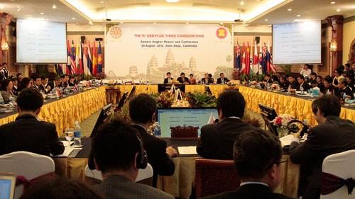 Представители КНР, РК и Японии ответили на запросы министров экономики АСЕАН - ảnh 1