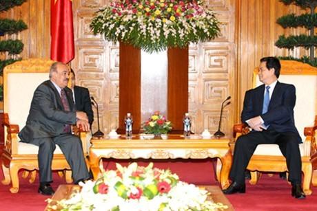 Вьетнам желает активизировать сотрудничество с Кувейтом в сфере нефти и газа - ảnh 1