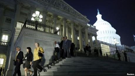 Растёт недовольство американцев деятельностью Конгресса и Белого дома - ảnh 1