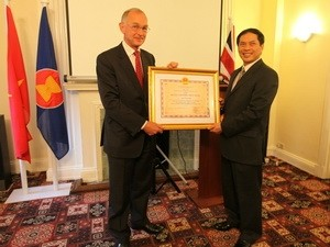 Развитие вьетнамо-британских отношений - ảnh 1