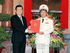 Силы народной милиции Вьетнама должны продолжать развивать свои славные традиции - ảnh 1