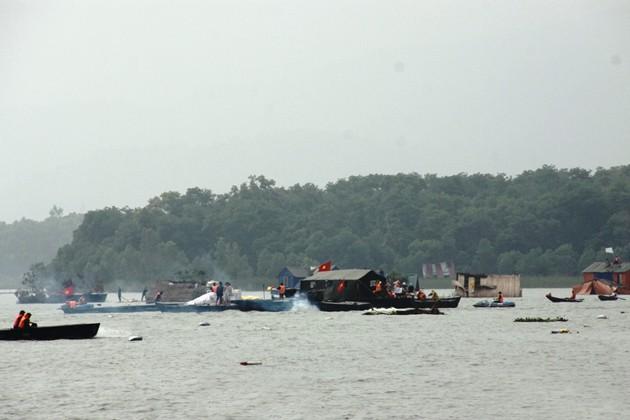 В Ханое стартовали учения по борьбе со стихийными бедствиями «Ардекс-2013» - ảnh 1