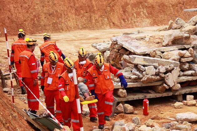 В Ханое стартовали учения по борьбе со стихийными бедствиями «Ардекс-2013» - ảnh 2