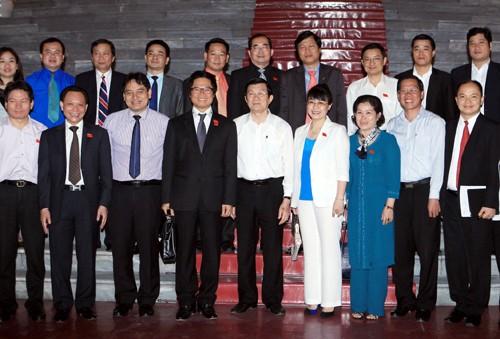 Вьетнамское государство выступает за непрерывное развитие отряда предпринимателей - ảnh 1