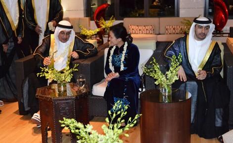 Расширение экономического сотрудничества Вьетнама с Ближним Востоком и Северной Африкой - ảnh 1