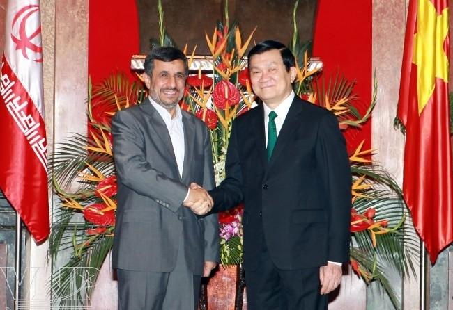 Отмечается 40-летие со дня установления дипотношений между Вьетнамом и Ираном - ảnh 1