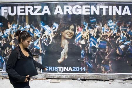 В Аргентине начались парламентские выборы - ảnh 1