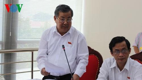 Национальное собрание СРВ начало рассмотрение закона о борьбе с коррупцией - ảnh 1