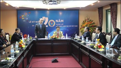 Последовательный курс Вьетнама на развитие коллективного хозяйства - ảnh 1