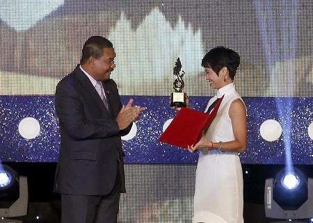 Программа «Hot Radio» Голоса Вьетнама получила особый приз АБУ - ảnh 1