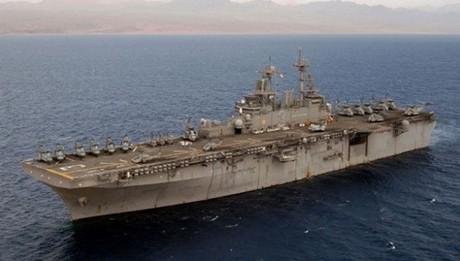 США предложили уничтожить химоружие Сирии - ảnh 1