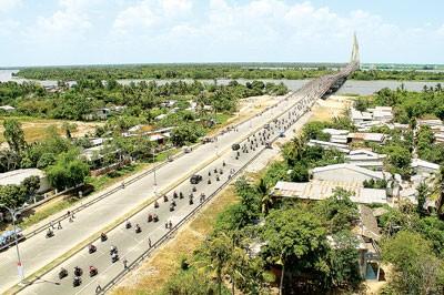 Новое направление для развития районов дельты реки Меконг - ảnh 1