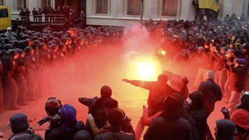 ООН призвала заинтересованные стороны на Украине провести диалог - ảnh 1