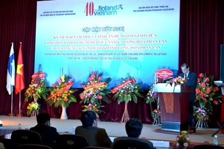 Активизация взаимопонимания и установление партнерских отношений между Вьетнамом и Финляндией - ảnh 1