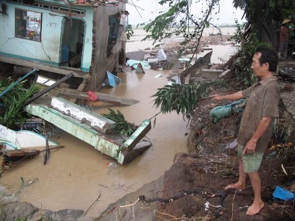 Сотрудничество между Вьетнамом и Францией в борьбе с изменением климата - ảnh 1