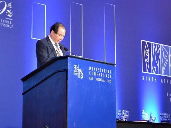 Вьетнам поддерживает многосторонний торговый механизм в рамках ВТО - ảnh 1