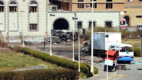 Вьетнам резко осуждает теракт у здания Министерства обороны Йемена - ảnh 1
