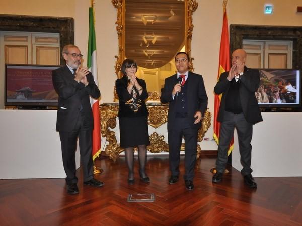 Год Вьетнама в Италии 2013 завершился - ảnh 1