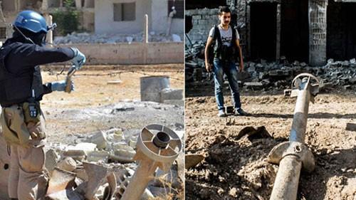 ОЗХО: все неснаряженные боеприпасы Сирии были уничтожены - ảnh 1