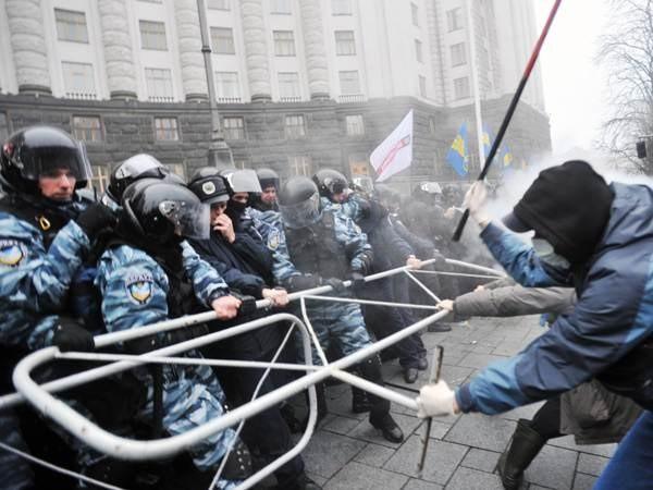ЕС повышает давление на президента Украины - ảnh 1