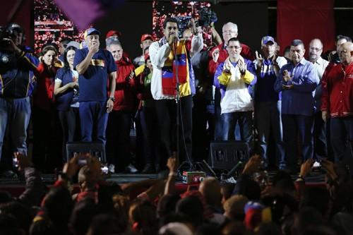 Правящая партия Венесуэлы одержала победу на региональных выборах - ảnh 1