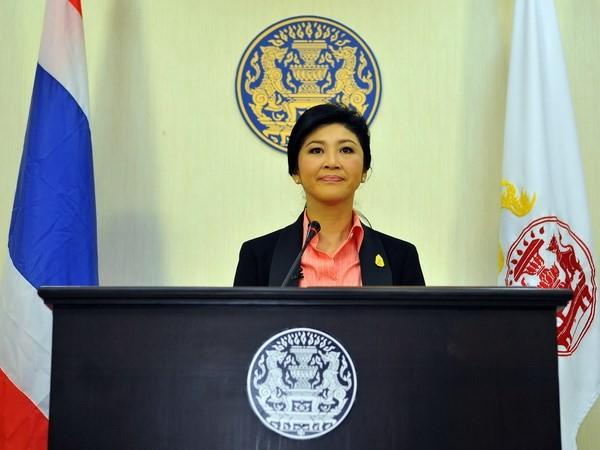 Премьер-министр Таиланда опровергла требование оппозиции об уходе в отставку - ảnh 1