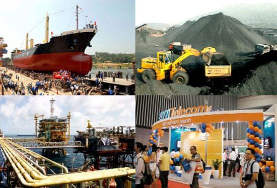 Реструктуризация экономики служит основой для повышения эффективности экономического развития - ảnh 1