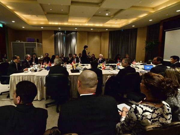 Конференция министров торговли стран-участниц ТТП прожолжит свою работу в январе 2014 г. - ảnh 1